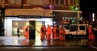 Maintenance at Bond Street